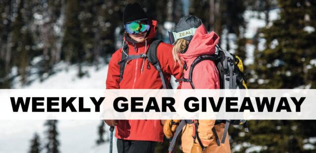 Win Men's & Women's Zeal Goggles, BLISTER