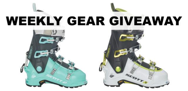 Win Ski Boots from Scott, BLISTER