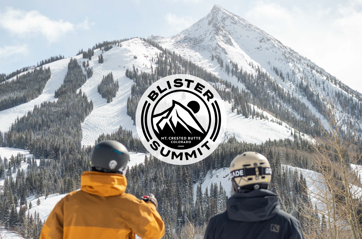 Jonathan Ellsworth & Kristin Sinnott discuss on the GEAR:30 podcast the background and details of the 2021 Blister Summit.