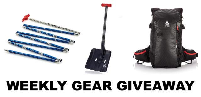 Win Backcountry Gear from Arva, BLISTER