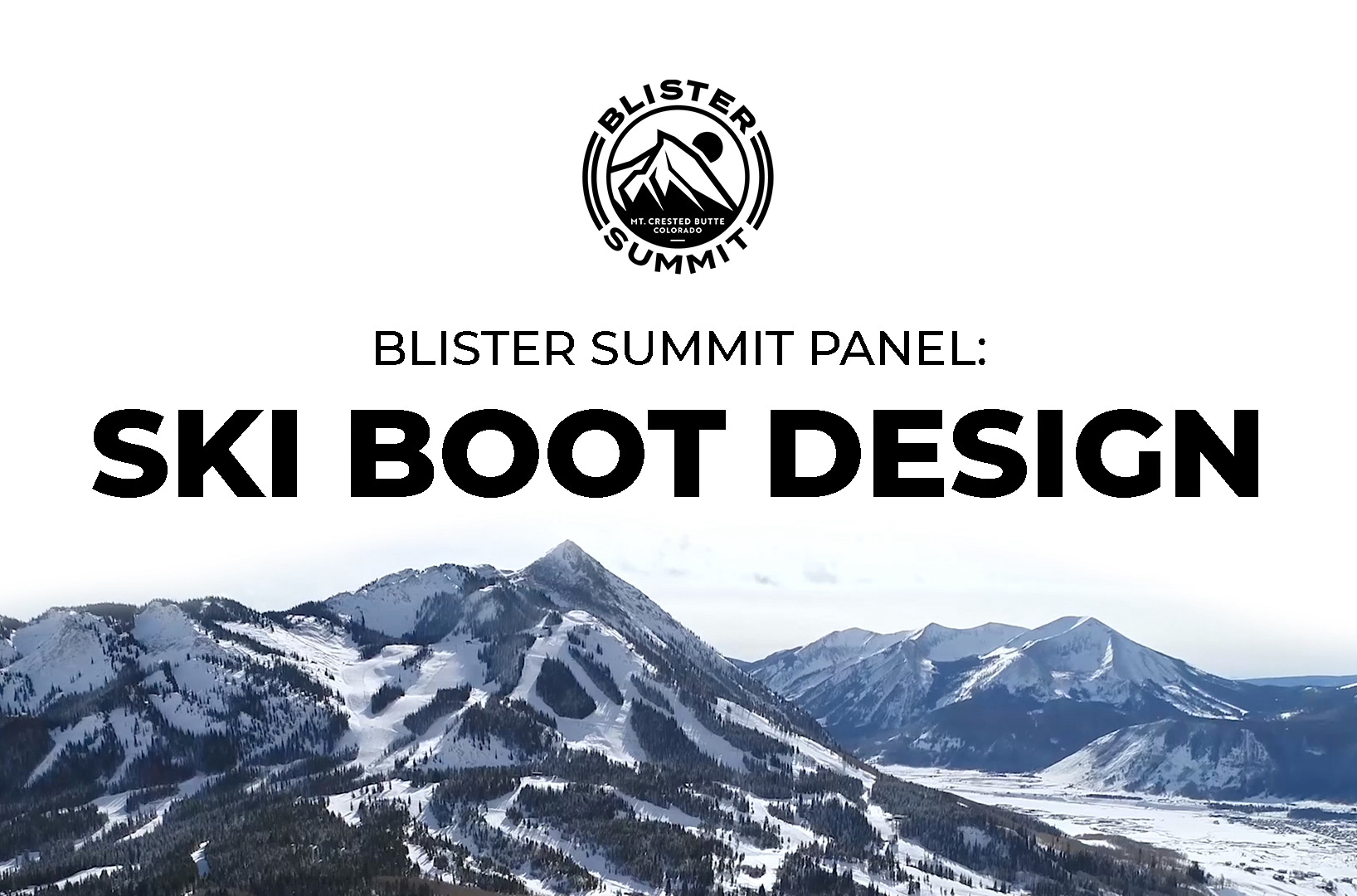 In the Blister Summit panel on ski design, we talk to three key people in the world of ski boots — Thor Verdonk, global brand director of Lange ski boots; Matt Manser, product manager of Atomic ski boots; and Stefano Mantegazza, product manager of the Tecnica Group — about their design philosophies; whether we should get rid of flex ratings; whether a precise-fitting boot can be a warm boot; the most frustrating trend in ski design today; where the biggest innovations are currently taking place; and more.