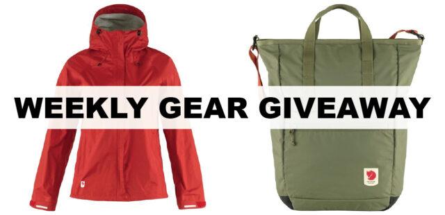 Win Women's & Men's Fjallraven Jackets & Packs, BLISTER