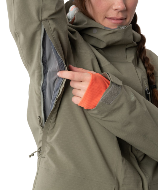 Strafe Castle Jacket Underarm Vents