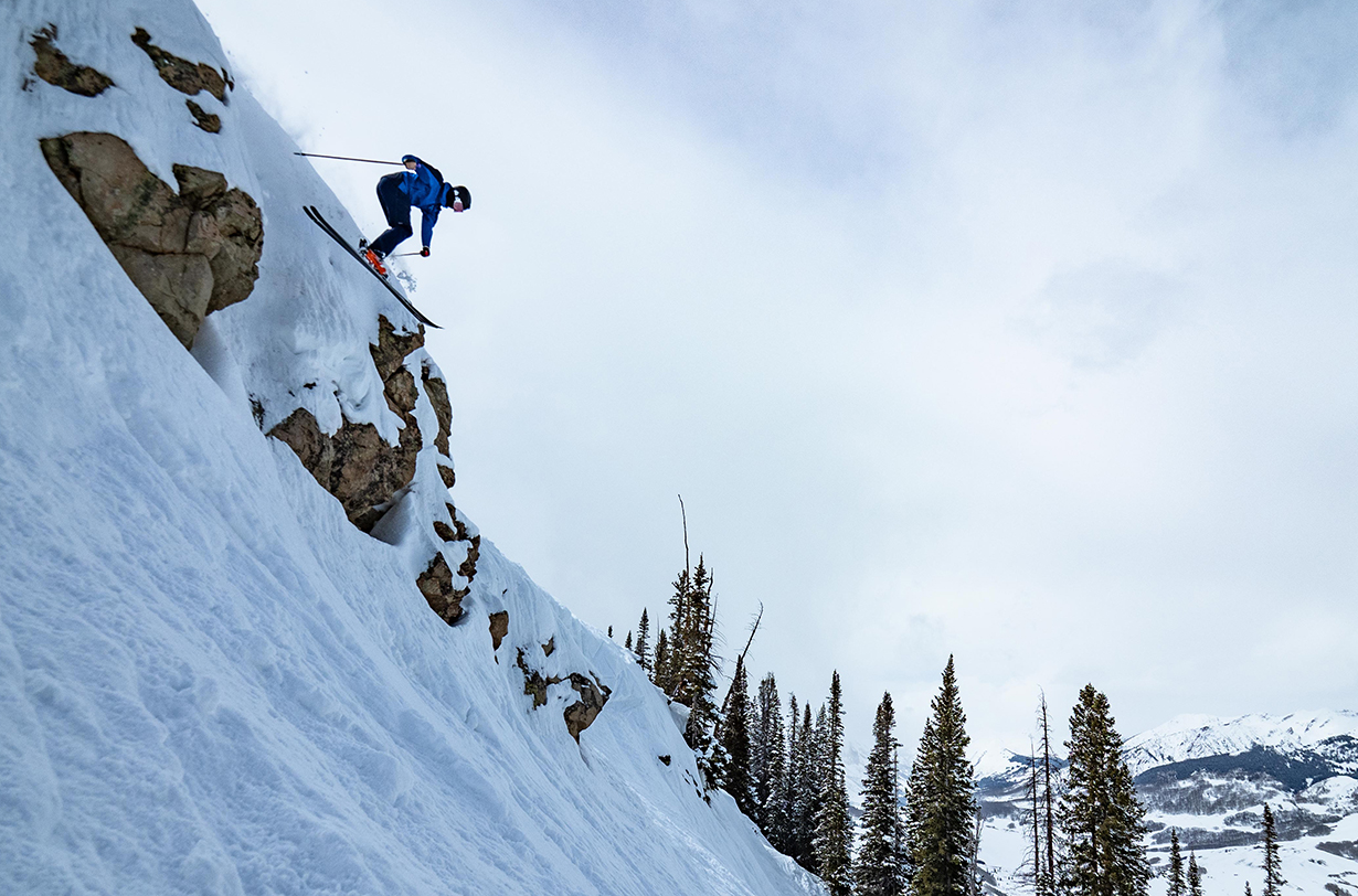 Luke Koppa, Dylan Wood, & Jonathan Ellsworth review the Wagner 106 ski for Blister