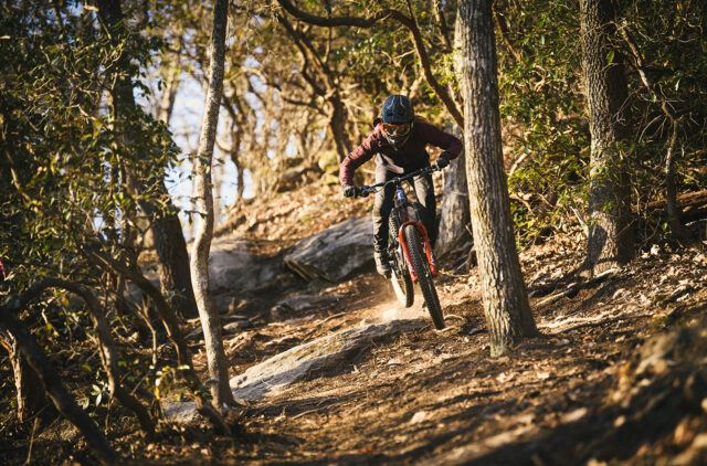 Kera Linn goes on Blister's Bikes & Big Ideas podcast to discuss her mountain biking career, signing with Cannondale, and more