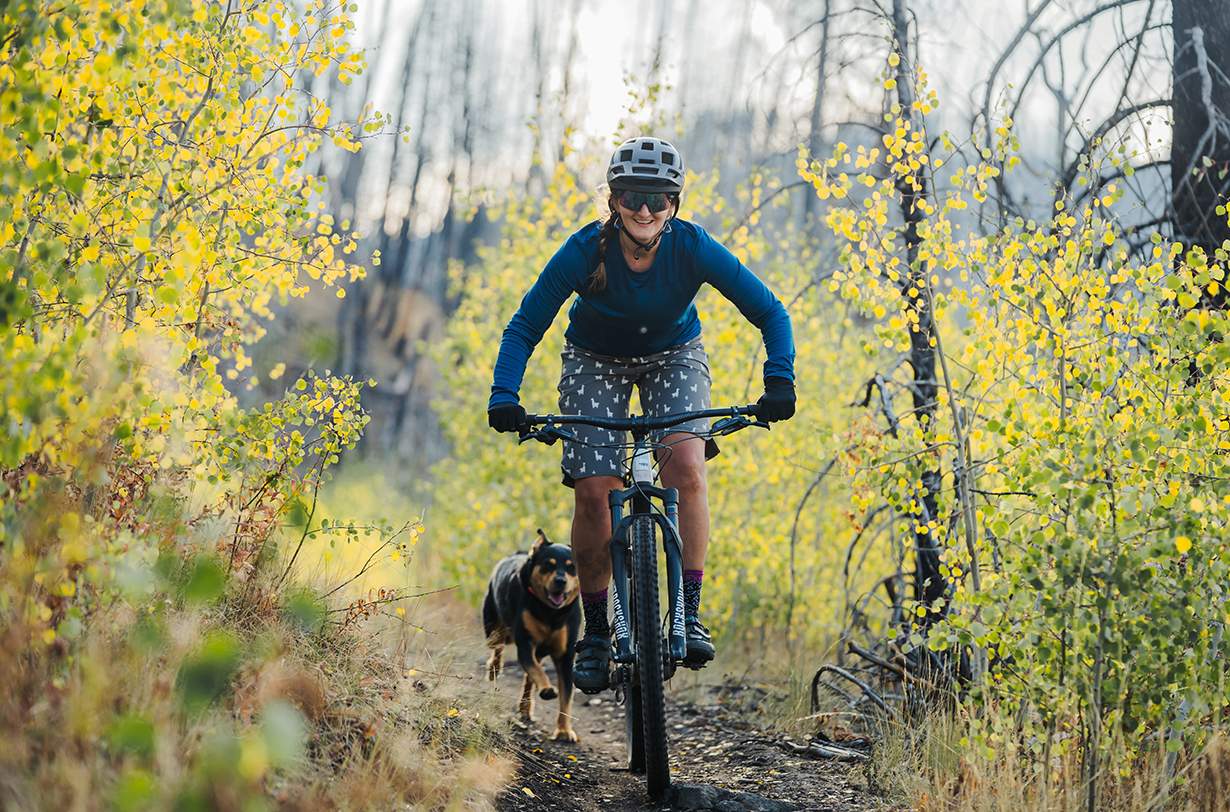 Wild Rye co-founder, Cassie Abel, goes on Blister's Bikes & Big Idead podcast to discuss founding the company, the goals of Wild Rye, the future of women's outdoor sports and businesses, and much more