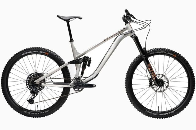 David Golay reviews the Privateer 161 for Blister