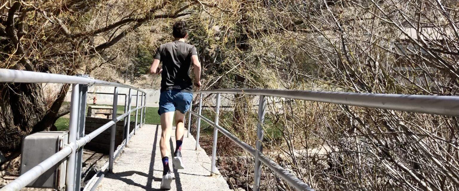 Gordon Gianniny reviews the Nathan Front Runner Short for Blister