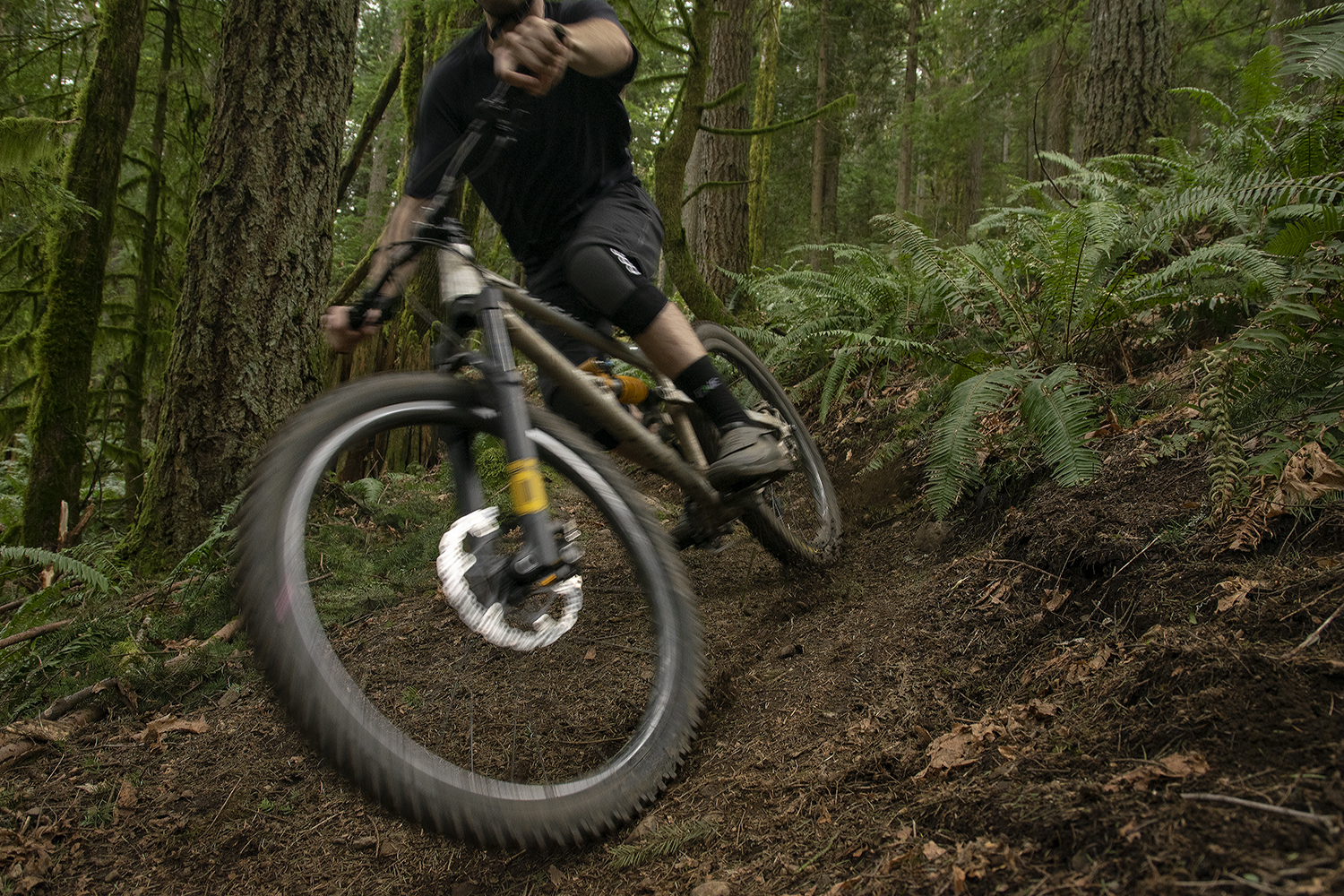 David Golay reviews the Ohlins RXF36 for Blister