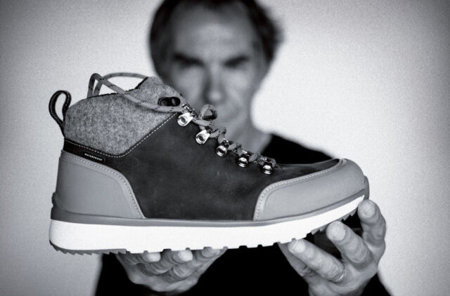 On Blister's Off The Couch Podcast, Jonathan Ellsworth talks with one of the most influential product designers in the outdoor industry, Jean-Luc Diard, about the design philosophy of Deckers X Lab, a number of the models in the Deckers Lab lineup, and why they are trying to rethink everything from the standard flip flop to the casual sneaker to the suspension systems of high-end, performance shoes.