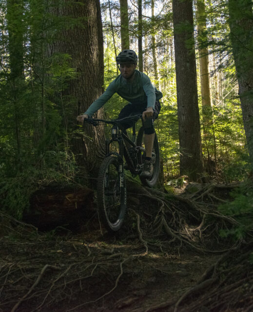 David Golay and Zack Henderson review the Marin Alpine Trail for Blister