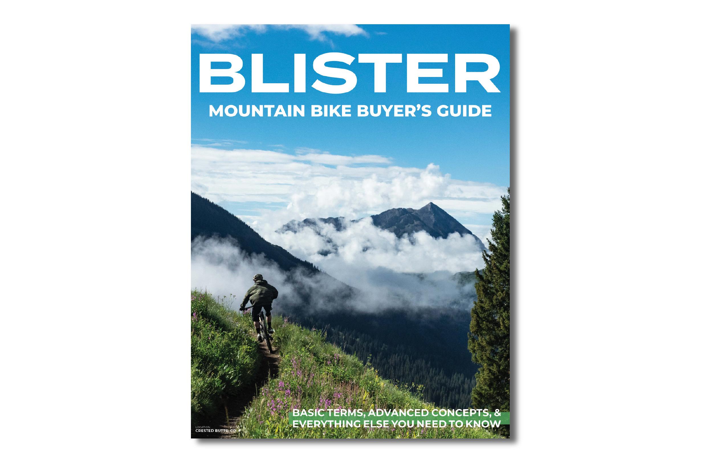 Blister Mountain Bike Buyer's Guide