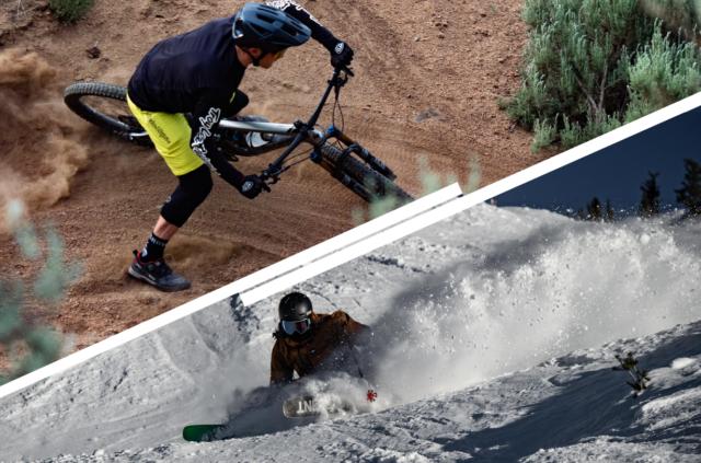 Bikes vs. Skis, 2021: Part 1 (Ep.71), BLISTER
