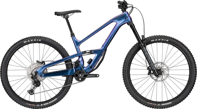 David Golay Reviews the Cannondale Jekyll for Blister