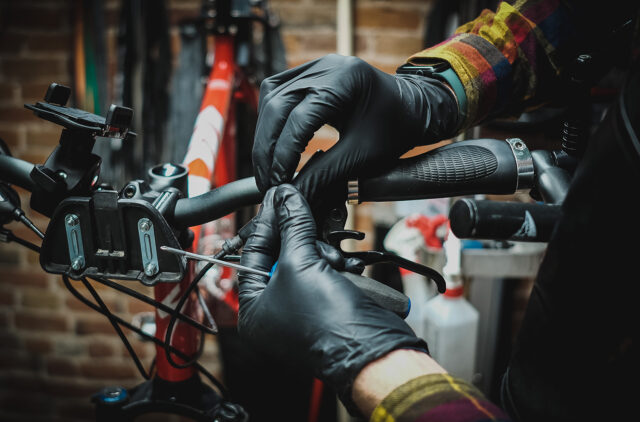 BV Bike Co is a full-service shop with a staff that has decades of experience working on bikes.