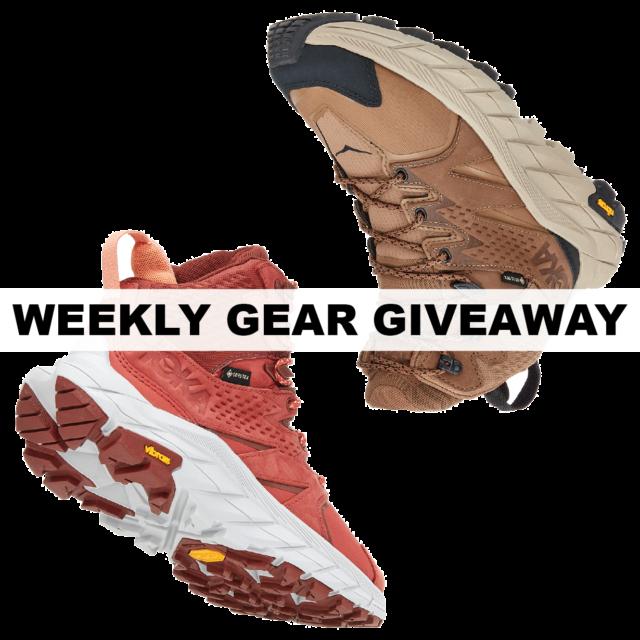 Win Hiking Boots from Hoka, BLISTER