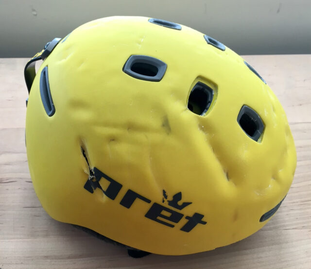 """We talk with the president & CEO of Pret Helmets about the """"dart test"""" portion of the safety certification process; the prospects of implementing customizable helmet liners; why Pret places such an emphasis on ventilation; and more."""