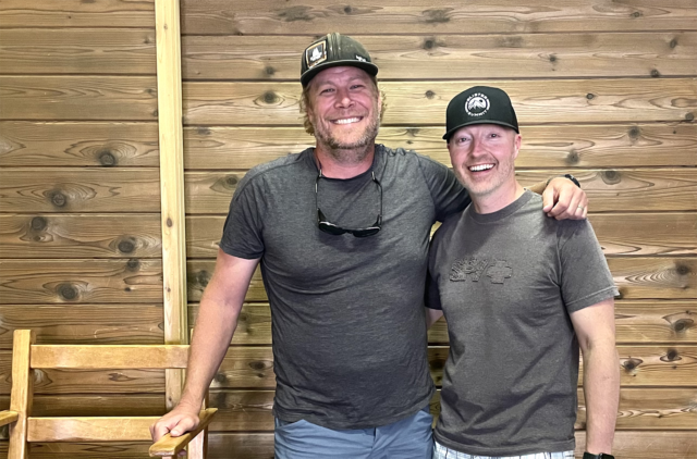 Jonathan Ellsworth was in Ketchum, Idaho, this past week hanging out and riding bikes with Blister member, Jake Bilbro, who is the founder of Revelshine. In this Blister Podcast conversation, they talk about Jake's unique background; skiing and wine culture; the joys of getting out but going easy; and more.