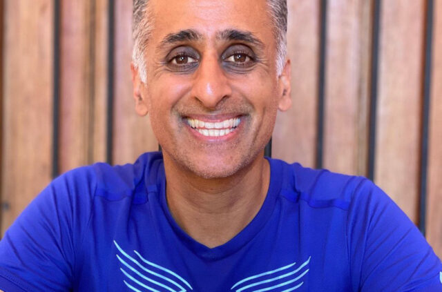 """Sanjay Rawal is back on Blister's Off The Couch podcast to discuss his latest film project about the American runner, Patti Catalano Dillon; how being coached by Patti has caused him to completely overhaul how he trains; and why we all might benefit by remembering to """"run easy."""""""