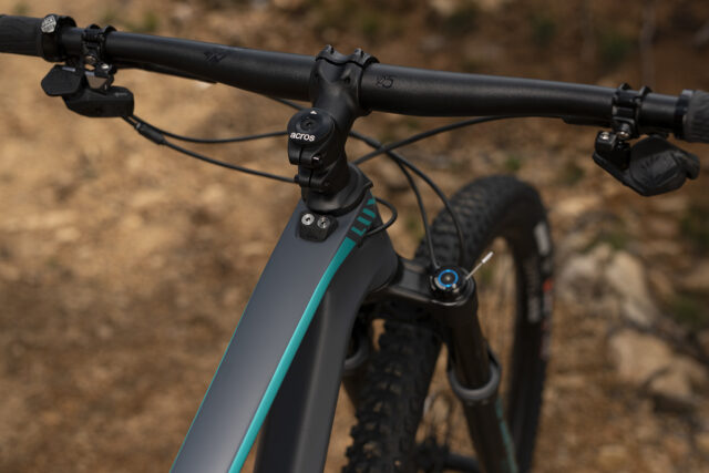 David Golay reviews the Canyon Lux Trail for Blister