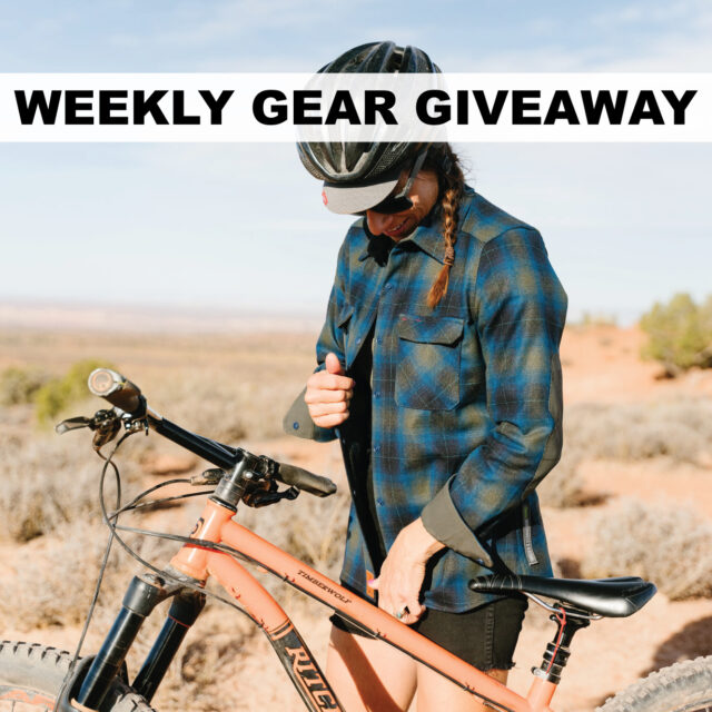 Win a Made-in-USA Shirt from Kitsbow, BLISTER