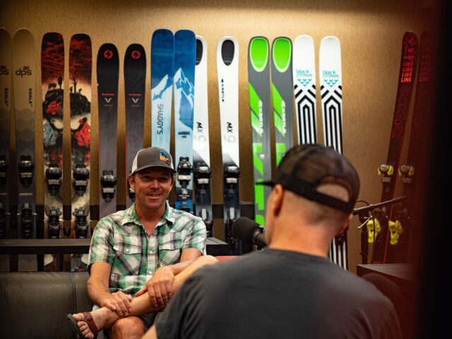 Yesterday, Chris Davenport walked over to Blister HQ from Aspen to talk about how he thinks about ski gear and his own personal preferences. We also discuss monoskiing; which gear he is most and least picky about; ski width; mount points; weight; and whether Shane McConkey would be into these GEAR:30 conversations.