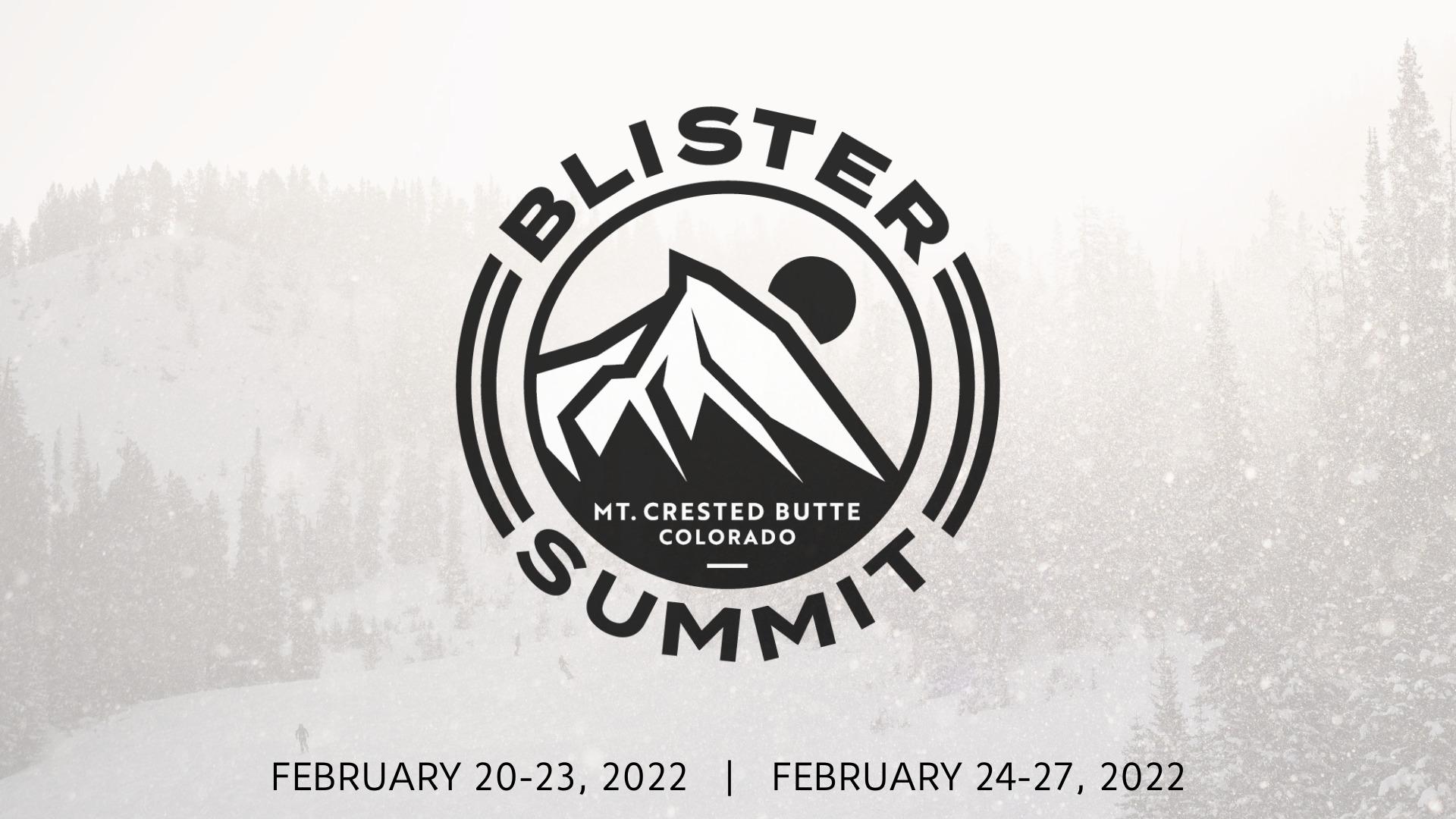 Blister Summit 2022