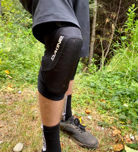 Zack Henderson Reviews the Dakine Agent Knee Pad for Blister