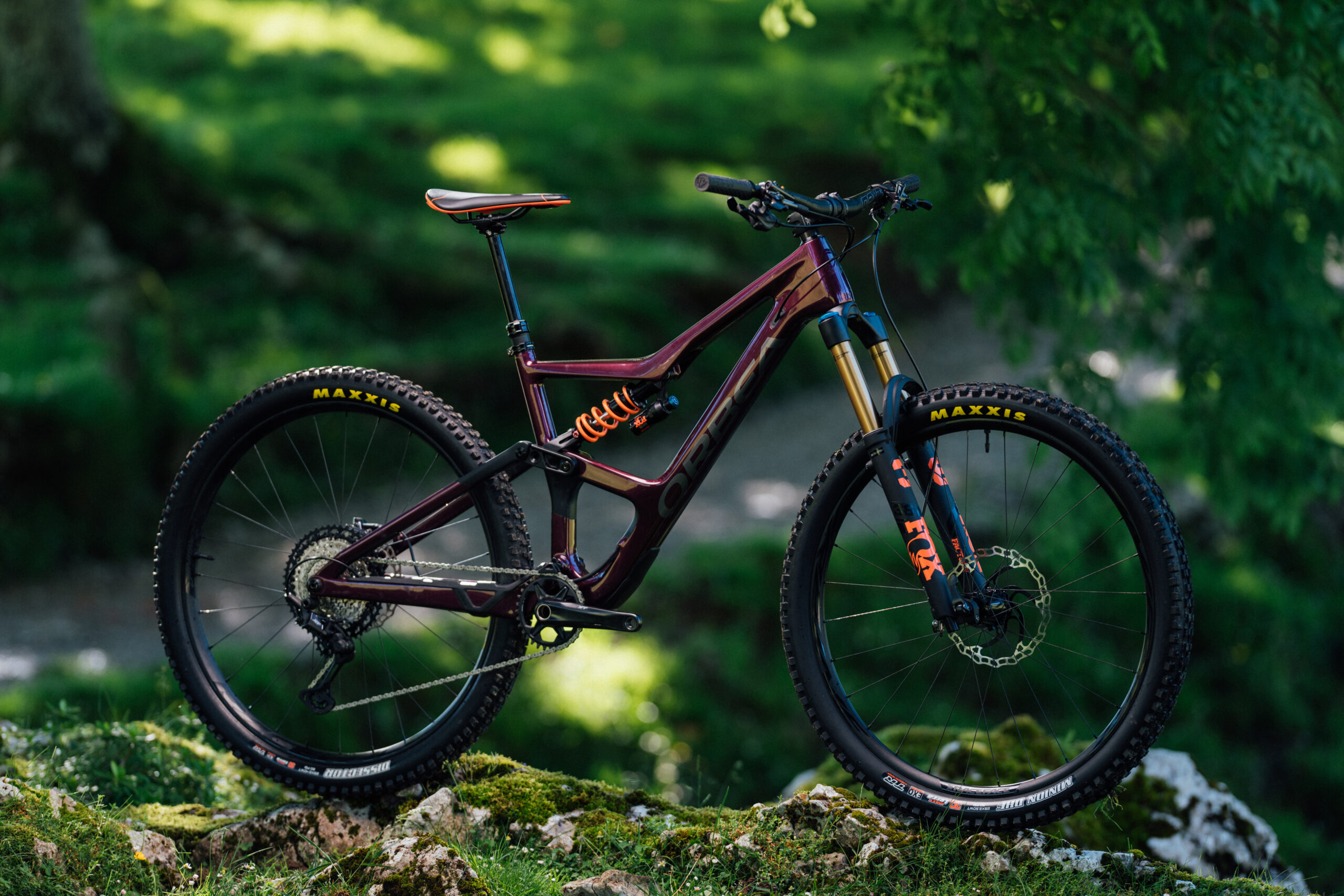 David Golay reviews the Orbea Occam and Occam LT for Blister