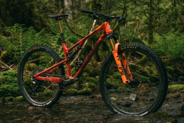 David Golay reviews the Rocky Mountain Element for Blister