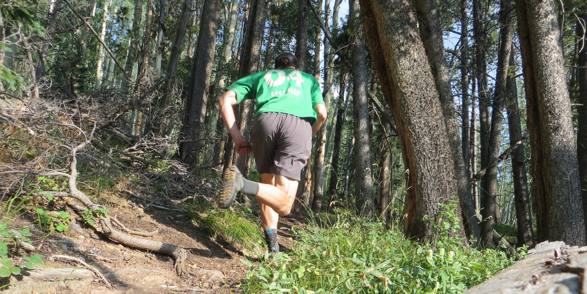 Cosmo Langsfeld reviews the Xero Mesa Trail for Blister.