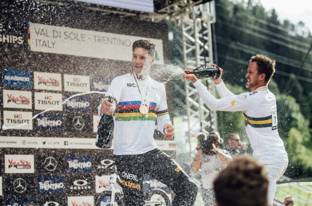 On our latest Bikes & Big Ideas podcast, we catch up with Greg Minnaar, the greatest DH rider of all time, about this past season and his World Champs victory; keys to his high-level longevity; his mental approach to racing; Tom Brady; and more.