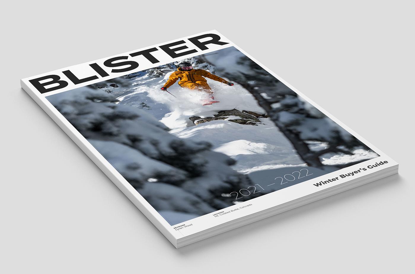 Blister's 2021-2022 Winter Buyer's Guide