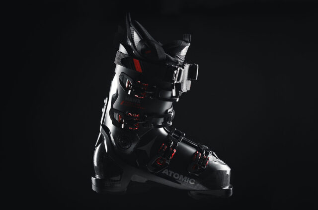 """Atomic global ski boot product manager, Matt Manser, is back on Blister's GEAR:30 podcast to discuss Atomic's 2021-2022 ski boot lineup; their """"professional"""" series of boots, the Redster Clubsport series, professional dual strap, and more"""