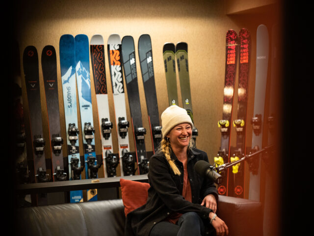 This week on GEAR:30, we sat down with one of the stars of Matchstick Productions' new film, The Stomping Grounds, to discuss her personal gear preferences; what ski equipment she'd most like to see get made; the topic of women-specific gear; the best ways to get more women involved in skiing; and more.