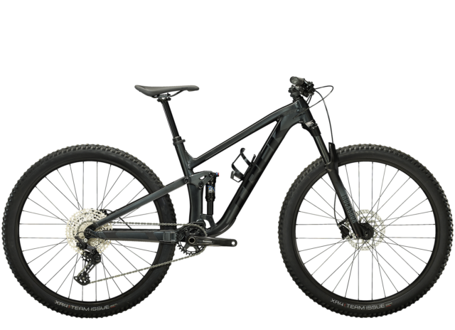 David Golay reviews the 2022 Trek Top Fuel for Blister